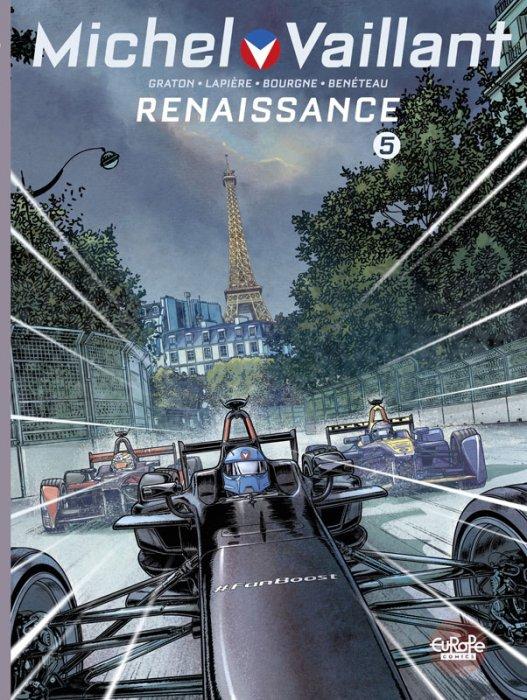 Michel Vaillant Vol.5 - Resurgence
