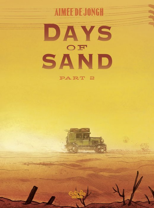 Days of Sand - Part 2
