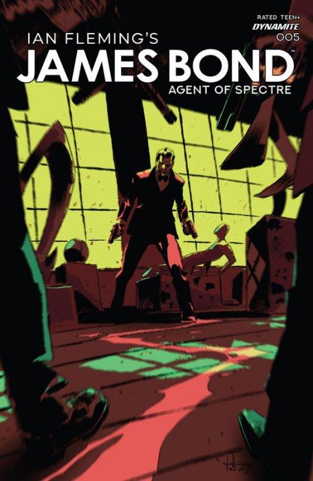 James Bond - Agent of Spectre #5