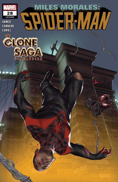 Miles Morales - Spider-Man #28