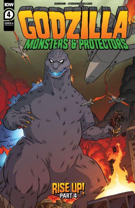 Godzilla - Monsters & Protectors #4