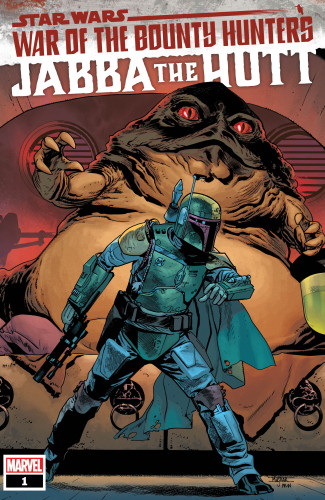 Star Wars - War Of The Bounty Hunters - Jabba The Hutt #1