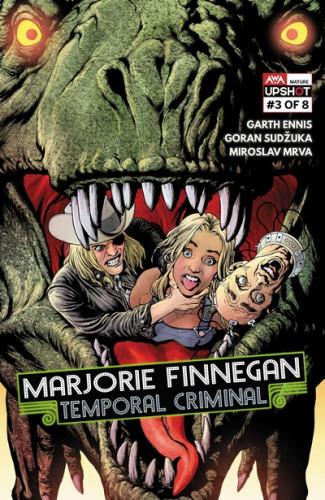 Marjorie Finnegan - Temporal Criminal #3