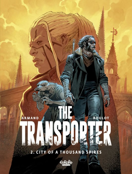 The Transporter #2 - City of a Thousand Spires