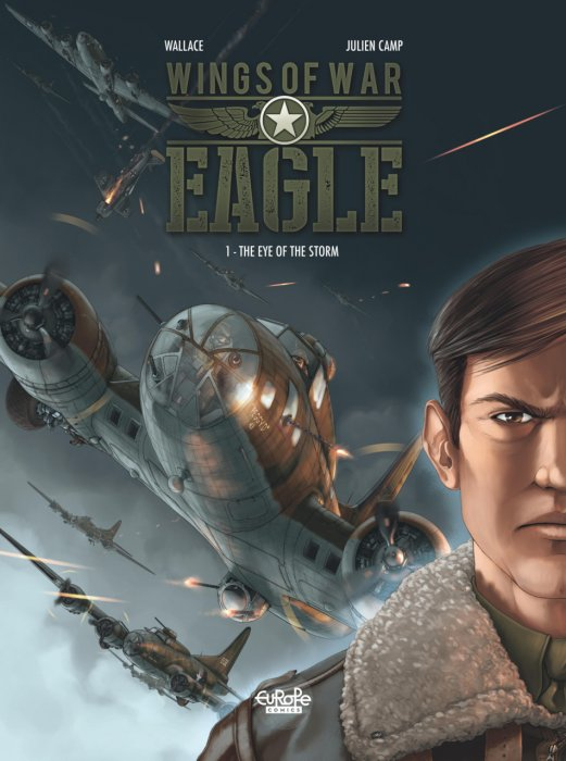 Wings of War Eagle #1-4 Complete