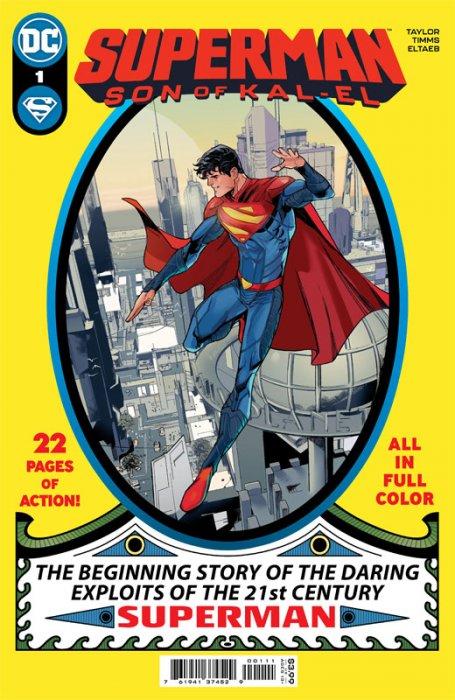Superman - Son Of Kal-El #1