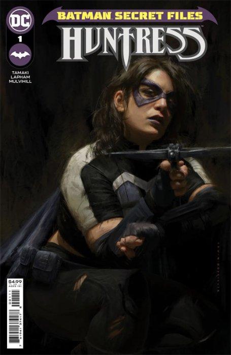 Batman Secret Files - Huntress #1