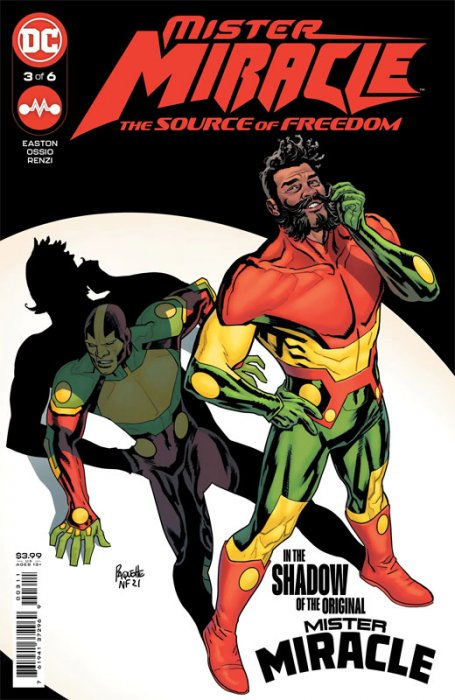 Mister Miracle - The Source of Freedom #3