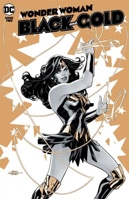 Wonder Woman Black & Gold #2
