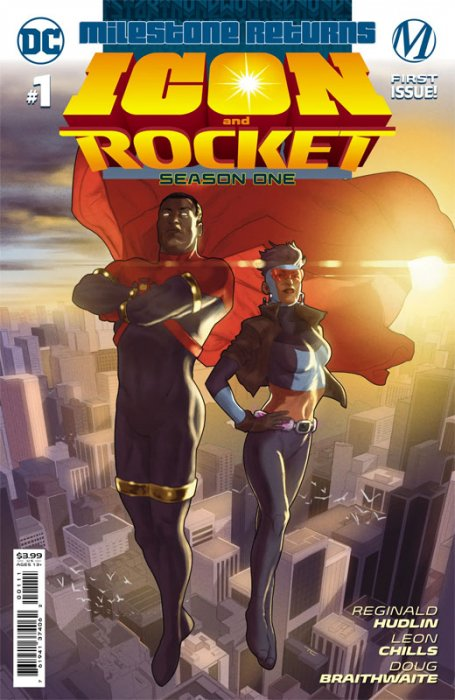 Icon & Rocket - Season One #1