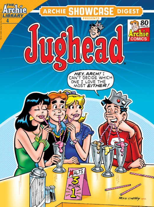 Archie Showcase Digest #4 - A Jughead In the Family