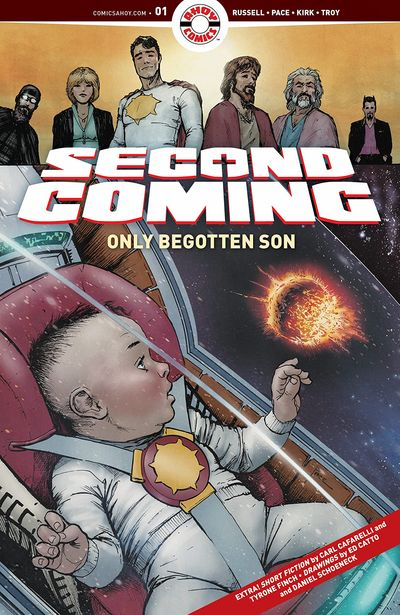 Second Coming - Only Begotten Sonn #3