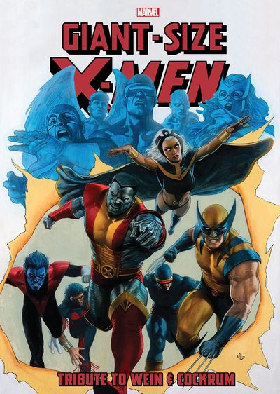 Giant-Size X-Men – Tribute to Wein & Cockrum Gallery Edition #1