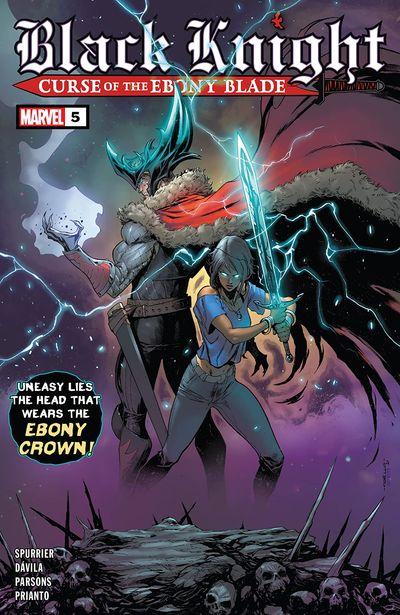 Black Knight - Curse of the Ebony Blade #5