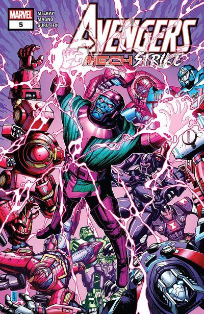 Avengers - Mech Strike #5