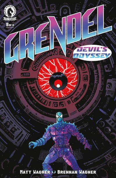 Grendel - Devil's Odyssey #8