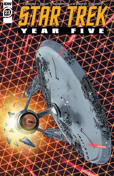 Star Trek - Year Five #23