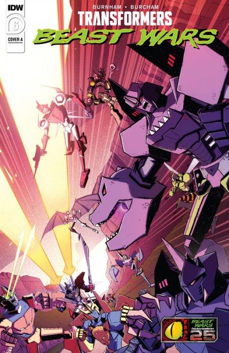 Transformers - Beast Wars #6