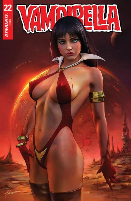 Vampirella #22