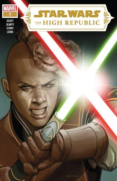 Star Wars - The High Republic Adventures #7