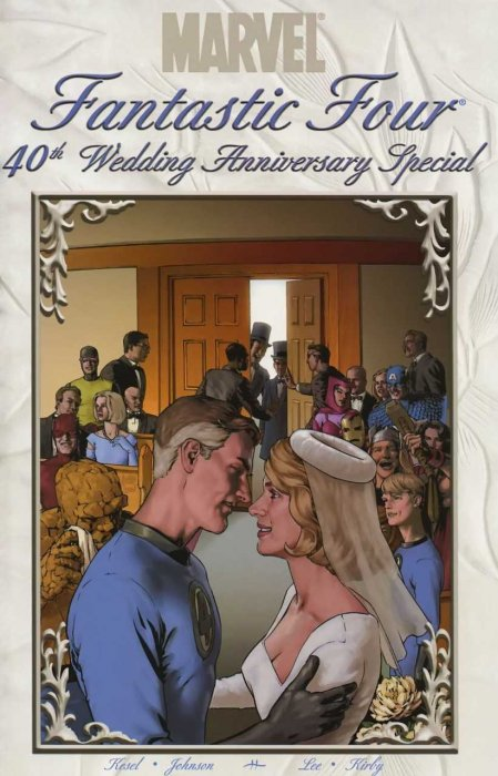 Fantastic Four - The Wedding Special #1