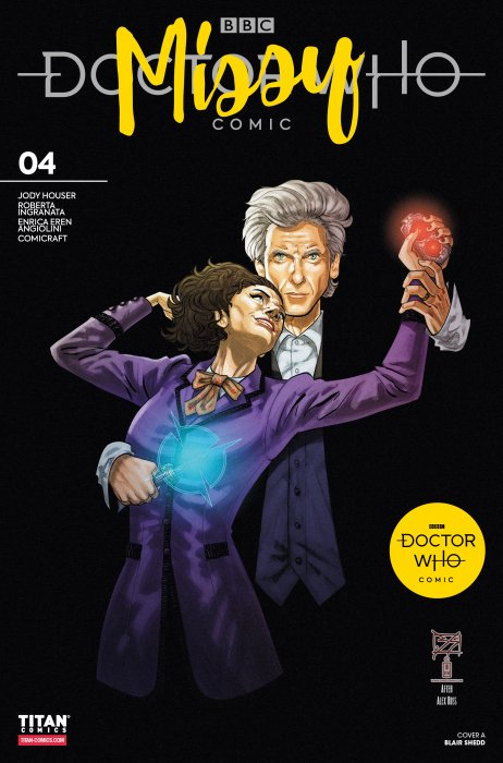 Doctor Who - Missy #4