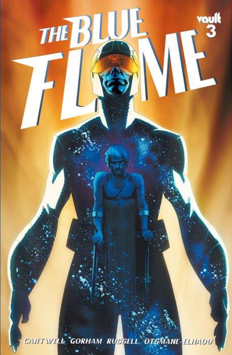 Blue Flame #3