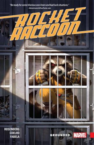Rocket Raccoon - Grounded #1 - TPB