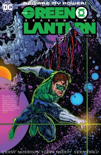The Green Lantern Season Two Vol.1