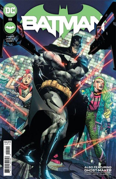 Batman Vol.3 #111