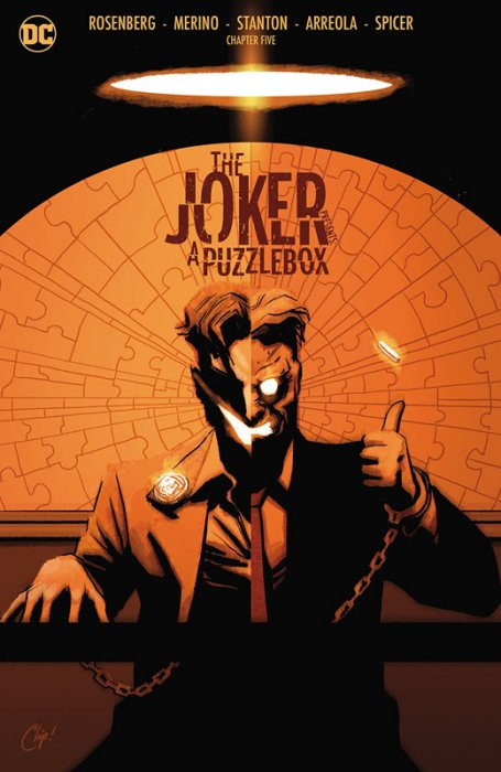 The Joker Presents - A Puzzlebox #5