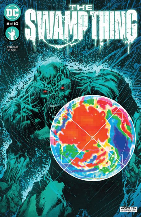 The Swamp Thing #6