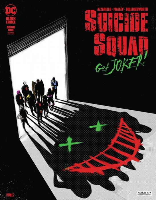 Suicide Squad - Get Joker! #1
