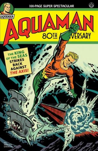 Aquaman - 80th Anniversary Preview #1