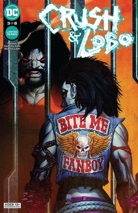 Crush & Lobo #3