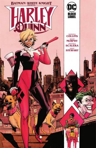 Batman - White Knight Presents - Harley Quinn #1 - TPB