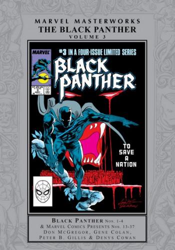 Marvel Masterworks - The Black Panther Vol.3
