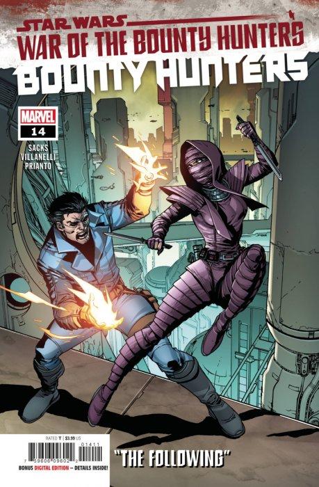 Star Wars - Bounty Hunters #14