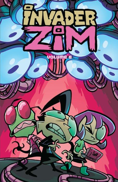 Invader ZIM Vol.8-10