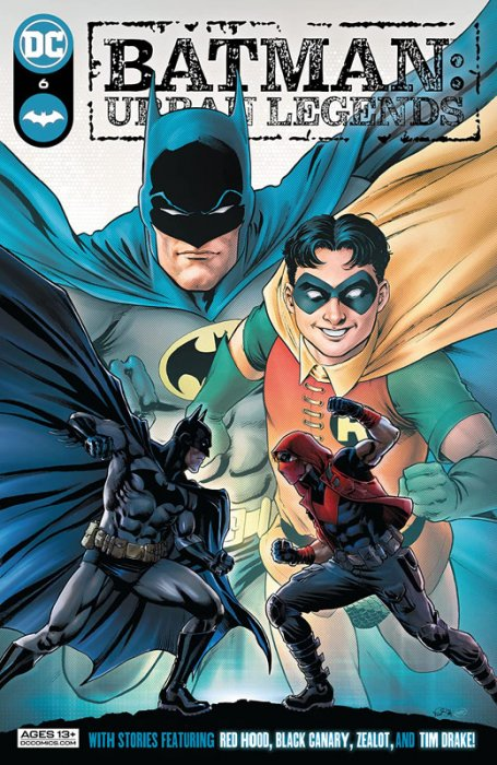 Batman - Urban Legends #6