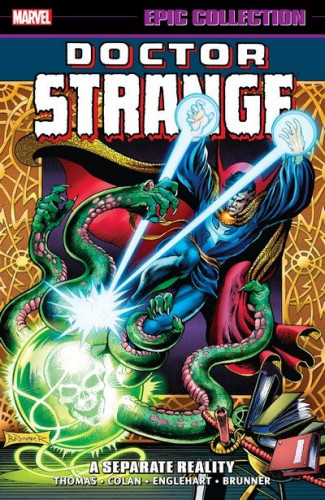 Doctor Strange Epic Collection Vol.3 - A Separate Reality