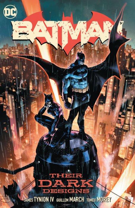Batman Vol.1 - Their Dark Designs