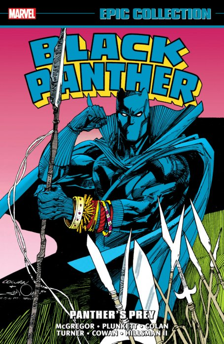 Black Panther Epic Collection Vol.3 - Panther's Prey