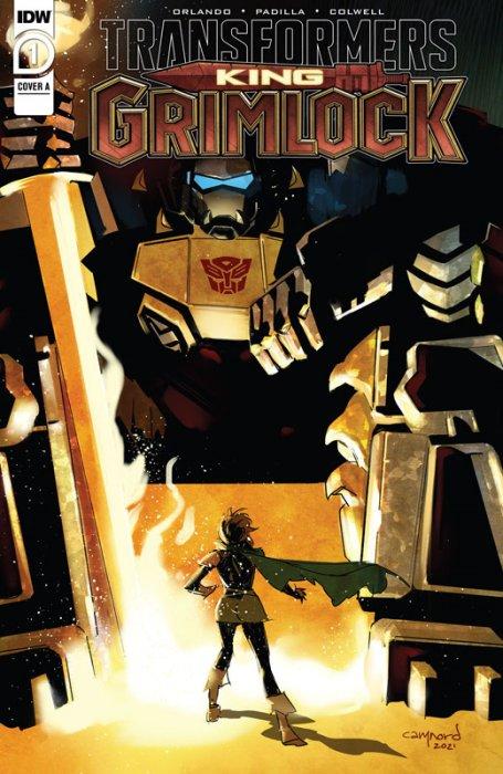 Transformers - King Grimlock #1