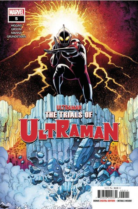 The Trials of Ultraman #5