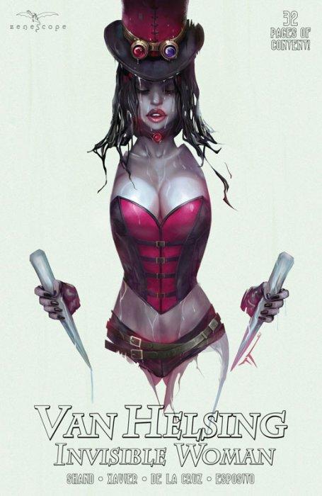 Van Helsing - Invisible Woman #1