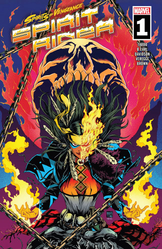 Spirits Of Vengeance - Spirit Rider #1