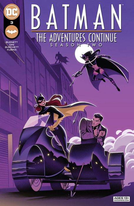 Batman - The Adventures Continue - Season Two #3