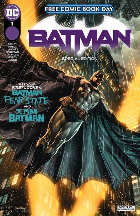 Batman Special Edition #1