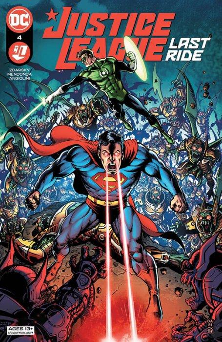 Justice League - Last Ride #4